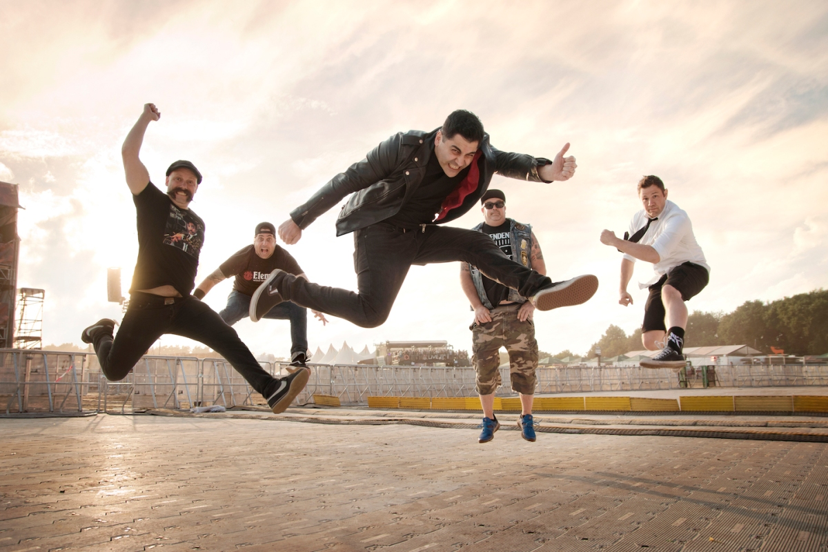 Dan from Zebrahead talks to Jen about their new album and Aussie tour.