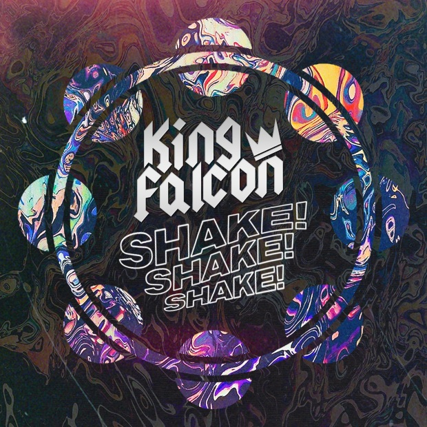 King Falcon - Shake! Shake! Shake! single 2400x2400